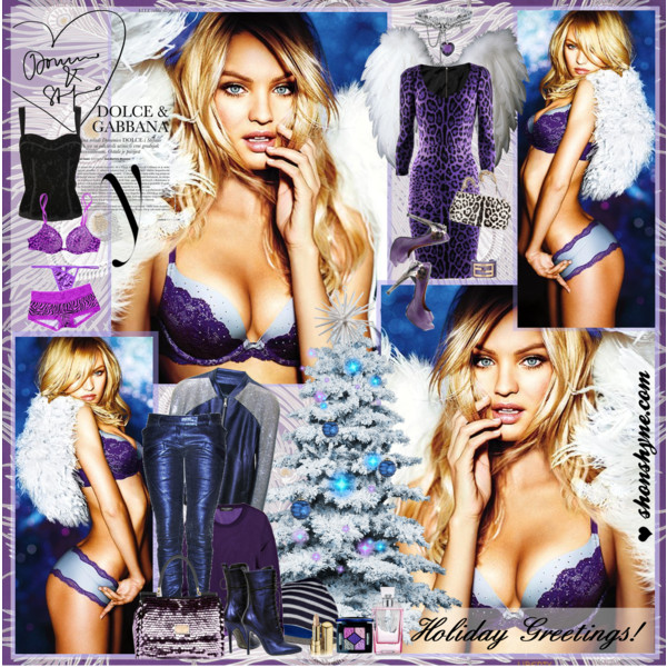Victoria's Secret Dream Angels® Promo (1): Candice Swanepoel