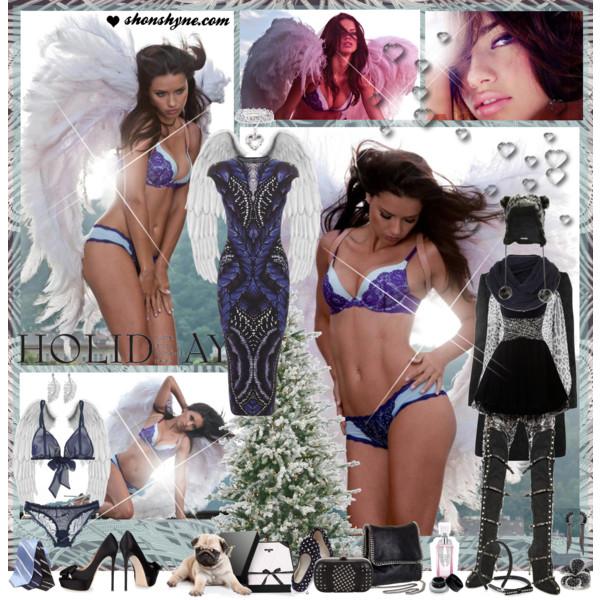 Victoria's Secret Dream Angels® Commercial: Adriana Lima