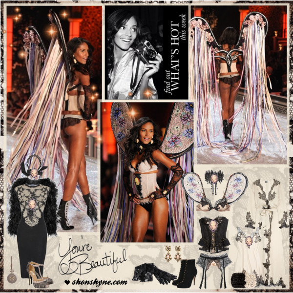 VSFS 2011 'Put a Spell on You' Segment: Emanuela de Paula