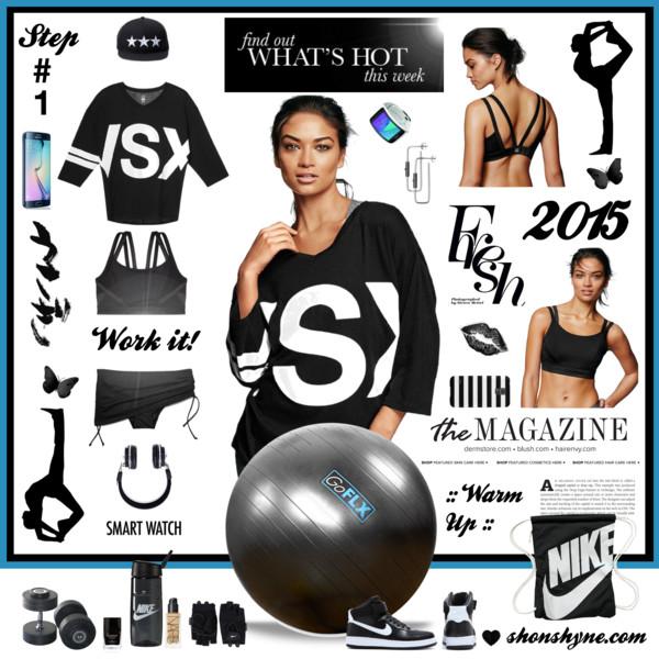 VSX Sport 2015: Shanina Shaik